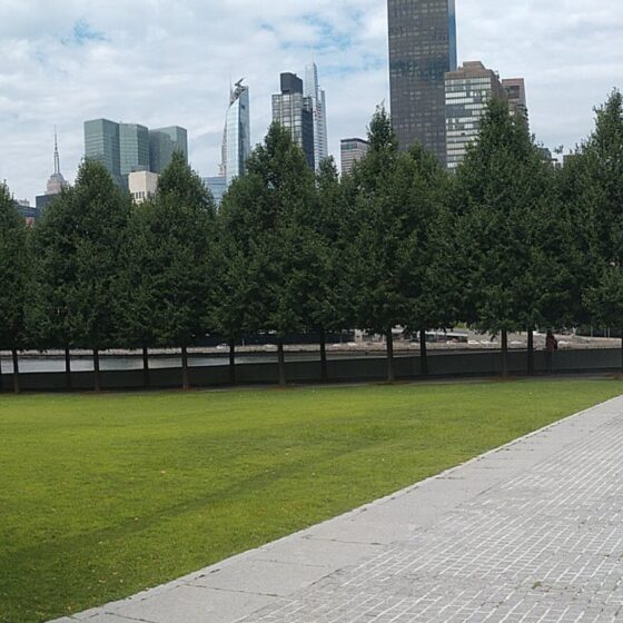 Accessibility Upgrades at FDR Four Freedoms State Park